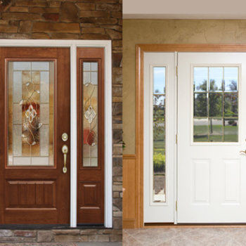 Steel or Fiberglass - Which ProVia Door Is Best for Your Home