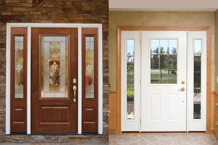 Steel or Fiberglass - Which ProVia Door Is Best for Your Home