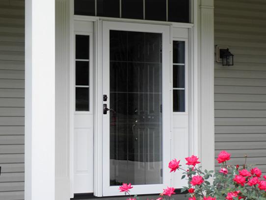 Storm Door Benefits