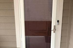Apex Storm Door Replacement